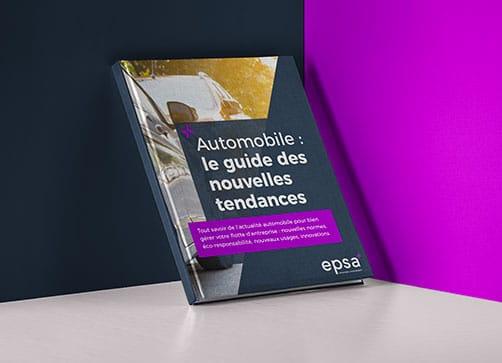 Le guide Automobile : le guide des nouvelles tendances